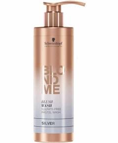 Blondme Silver Blush Wash