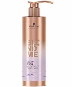 Blondme Lilac Blush Wash