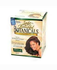 Botanicals No Lye Sensitive Scalp Relaxer