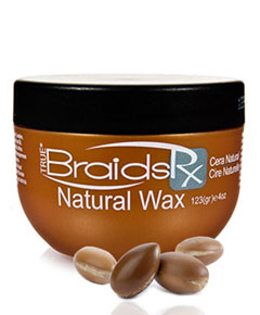 Braids Rx Natural Wax