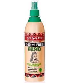Sta Sof Fro Spray Shampoo For Braids