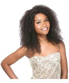 Brazilian Virgin Remi Lace Wig HH Natural Bohemian