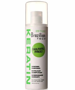 Brazilian Tech Keratin Sulfate Free Smoothing Conditioner