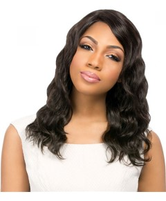Brazilian Virgin Remi Natural Loose Deep Lace Wig