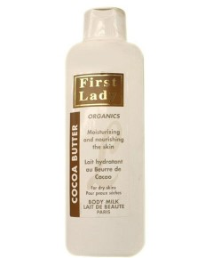 First Lady Organics Coco Butter Body Milk