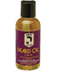 Nappy Styles Carnal Beard Oil