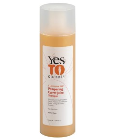 Carrots Daily Pampering Shampoo