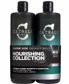 Catwalk Oatmeal And Honey Tween Set Shampoo And Conditioner