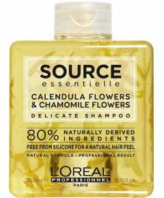 Source Essentielle Chamomile Flowers Delicate Shampoo