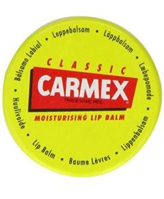 Carmex Moisturising Lip Balm Pot Classic