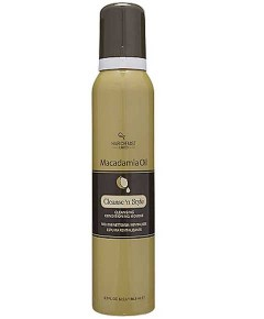 Macadamia Oil Cleansing Conditioning Mousse