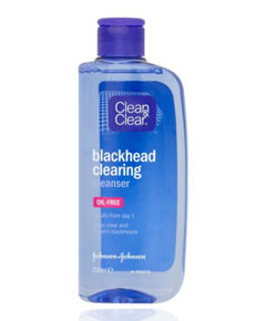 Clean And Clear Blackhead Clearing Cleanser