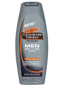Cocoa Butter Formula For Men Body And Face Wash