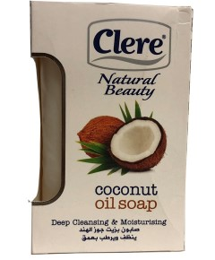 Natural Beauty Coconut Oil Soap