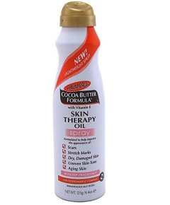 Cocoa Butter Formula With Vitamin E Skin Therapy Oil Spray