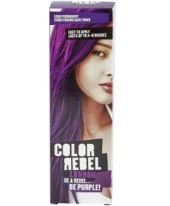 Color Rebel London Be Purple Conditioning Hair Toner