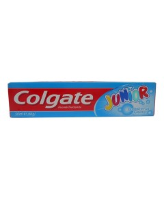 Colgate Junior Bubble Fruit Flavour Toothpaste