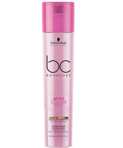 Bonacure PH 4.5 Color Freeze Chocolate Micellar Shampoo