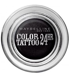 Color Tattoo 24HR Eyeshadow 60 Timeless Black