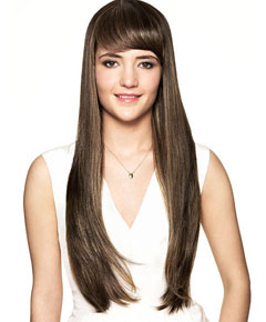 Hair Couture Luxury Soft Net Wig Syn Straight L Sandy