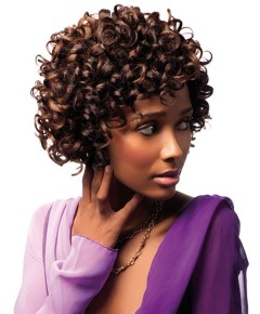 Crazy 4 Curls HH Roman Weave