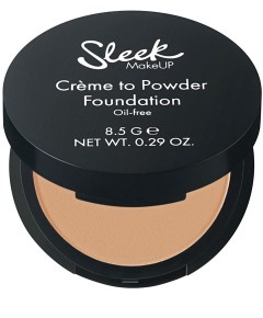 Sleek Cream To Powder Foundation
