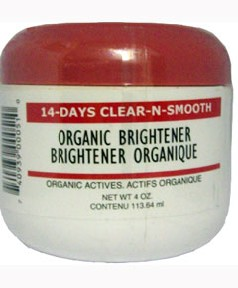 Clear n Smooth 14 Day Organic Brightener
