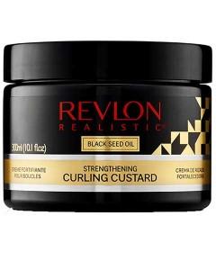 Revlon Realistic Black Seed Oil Curling Custard