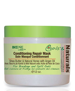 Curls And Naturals Conditioning Repair Mask