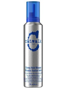 Catwalk Strong Hold Mousse Long Lasting Hold