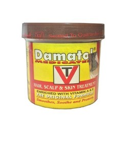Damatol Medicated Hair and Scalp and Skin Treatment