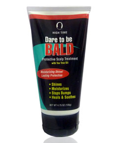 High Time Dare To Be Bald Protective Scalp Treatment Tube