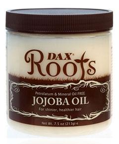 Dax Roots Petrolatum And Mineral Oil Free Jojoba Oil