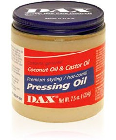 Dax Premium Style Hot Comb Pressing Oil