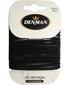 Black ND Elastics (71014 D)