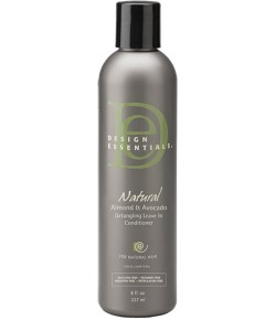 Natural Almond And Avocado Detangling Leave In Conditioner