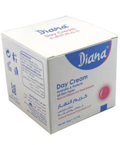Day Cream Rich In Vitamin E And Plant Extracts