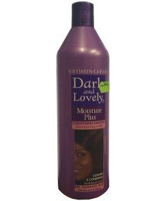 Dark and Lovely Moisture Plus Conditioning Shampoo