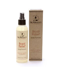Dr.Miracles Braid Relief Spray