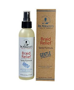 Dr.Miracles Braid Relief Spray Gentle