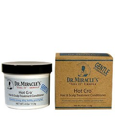 Dr.Miracles Hot Gro Hair n Scalp Treatment Gentle