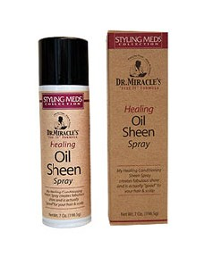 Dr.Miracles Healing Oil Sheen Spray