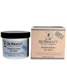 Dr.Miracles Temple n Nape Gro Balm Gentle