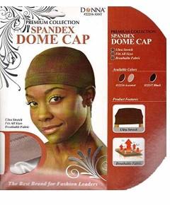 Premium Collection Spandex Dome Cap 22216
