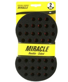 Miracle Double Sided Hair Sponge