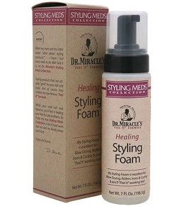 Dr.Miracles Healing Styling Foam