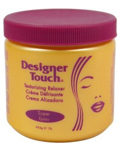 Designer Touch Texturizing Relaxer