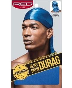 Silky Satin Durag Royal Blue HDUP04
