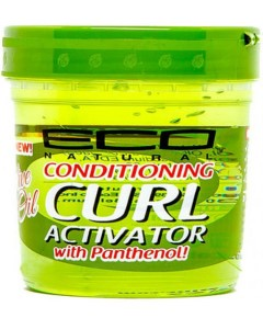 Eco Olive Oil Conditioning Curl Activator With Panthenol