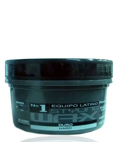 Equipo Latino Hard Styling Wax